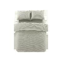 全棉色织绗缝多用件套浅咖色*1.5m(5英尺)床