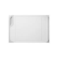 雙面抗菌 防滑實體菜板中號菜板/L.36.5*W.25cm