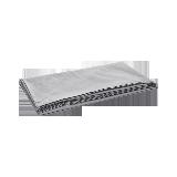 300根水洗棉缎纹床单石板灰*245*250cm(1.5米床)