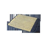 日式茶禅道蔺草坐垫42*44cm
