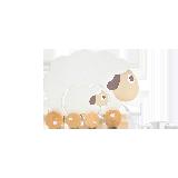 会奔跑的拖拉羊21.5cm*17.6cm*5.1cm