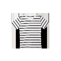 经典海魂短袖T恤(女童)藏青*110cm(建议3~4岁)