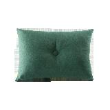 簡約全棉帆布抱枕木野綠