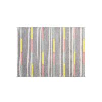 清新趣粉系列居家地毯160 x 230cm*条纹间粉