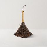 竹柄鸵鸟毛尘掸33cm