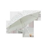 色膠布小花傘米色