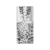 捷克制造 冰川系列水晶烈酒具酒樽
