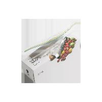 双重封口加厚可冷冻密实袋小号/25只装/单个尺寸L.22xW.18cm