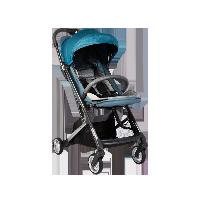 可登机婴儿推车墨绿色推车