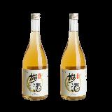 日本制造 紀州純梅酒 720毫升720毫升*2瓶