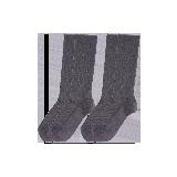 森林日系四季长筒堆堆袜深灰*2
