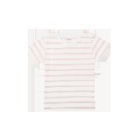 经典海魂短袖T恤(女童)粉色*110cm(建议3~4岁)