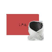 石墨烯熱敷護頸灰色