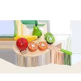 儿童水果切切乐玩具套组水果7件组