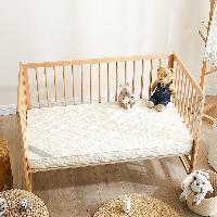 儿童黄麻椰棕乳胶床垫60X120cm