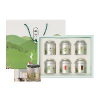 茶六趣茗茶禮盒 165克165克