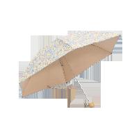 色膠布小花傘粉色