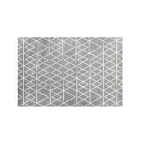 简约知性系列居家地毯 白线格160 x 230cm*白线格