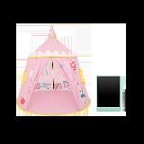 儿童室内游戏帐篷 玩具屋超值组合(甜心乐园帐篷+液晶画板)