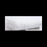 棉质生活 全棉五层水洗纱布浴巾(婴童)白色