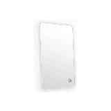 LED便攜臺式壁掛化妝鏡淡雅綠