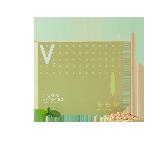 韩国制造 便携袋装代餐粉 25克*14袋香草味 一盒(25克*14袋)