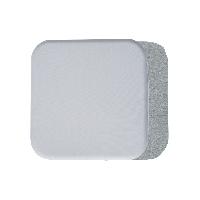日式记忆绵坐垫 组合装方形坐垫+外套