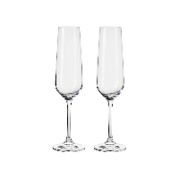 2只装 捷克制造 水晶香槟对杯香槟礼盒两只装