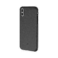 网易智造头层牛皮手机壳iPhone Xs Max*尊贵黑
