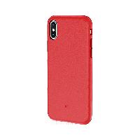 网易智造头层牛皮手机壳iPhone Xr*活力红