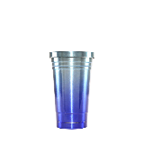 炫彩冰镇吸管杯幻冰蓝