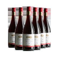 智利黑皮諾干紅\u00a0750毫升750毫升*6瓶