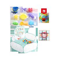 親子游戲Party 玩具禮包4件組