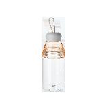 奶瓶材质双盖多用变身杯香槟金
