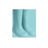 兒童糖果雨鞋藍色*14.0cm(21碼)