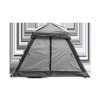 双层防风防潮3-4人速开帐篷暗夜灰