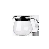 水滴壺 日式玻璃茶壺套組個人壺 460ml*1