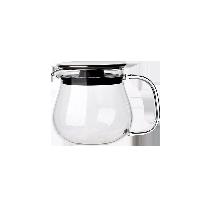 水滴壶 日式玻璃茶壶套组个人壶 460ml*1