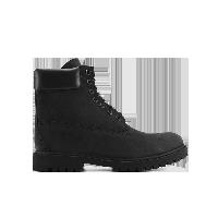 男士户外牛皮防水工装作战靴黑色*41