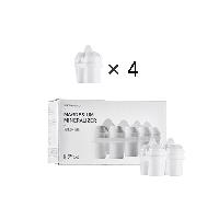 四重过滤 镁离子滤芯4件装【季度版】1盒(4芯,适用2~4个月)