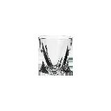 捷克制造 水晶玻璃威士忌酒杯55ml单只装(白酒杯)
