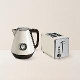 复古电器2件套装(多士炉+电热水壶)2件套