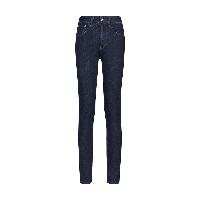 女式锁温高腰保暖牛仔裤深蓝*32(175/78A)