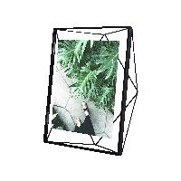 立体菱形相框黑色10寸