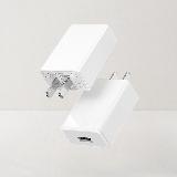 網易智造快充電源適配器(18W)白色