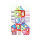 兒童百變積木磁力片34片34片組