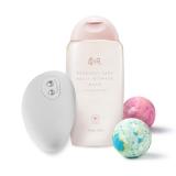 春風TryFun少女情趣福袋(限量版)星石灰色+情趣皂球+女士洗液日用型