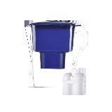 四重過濾 鎂離子凈水壺【嘗鮮版-藍色】1壺1芯(適用1個月)