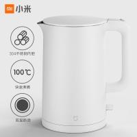 米家 电水壶 热水壶 双层防烫 304不锈钢 进口温控 自动断电 1800W快烧水壶 1.5L大容量 小米电水壶