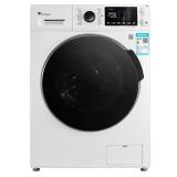 小天鹅(LittleSwan)滚筒洗衣机全自动  洗烘一体  10公斤变频小京鱼APP控制 TD100V80WDX